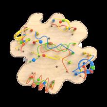 Kralentafel voor het spelenderwijs verbeteren van de fijne motoriek | IKC Speelsystemen