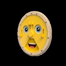 wandspel voor het uiten van emoties